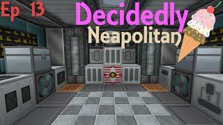 Decidedly Neapolitan (S2 E13) NEW IC2 ROOM!!