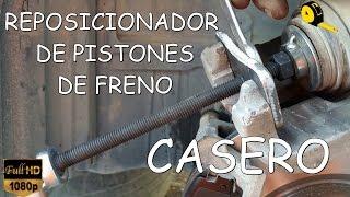 REPOSICIONADOR DE PISTONES CASERO