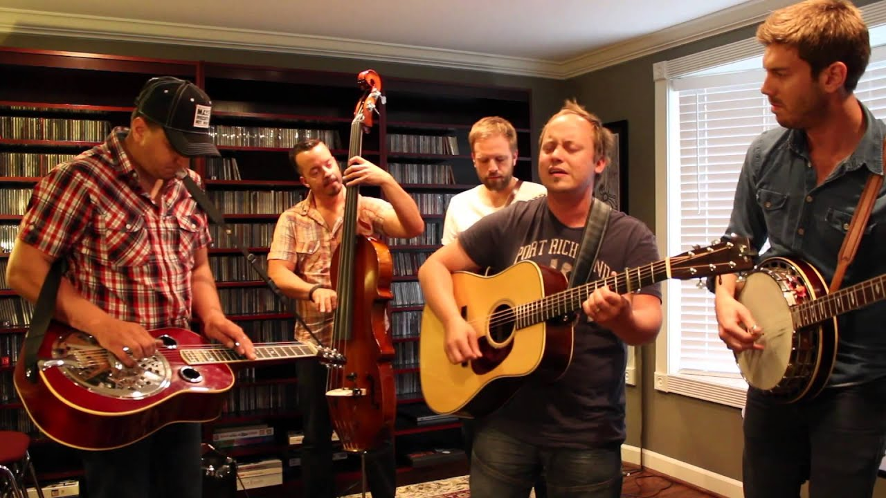 backyard bluegrass with g2 youtube