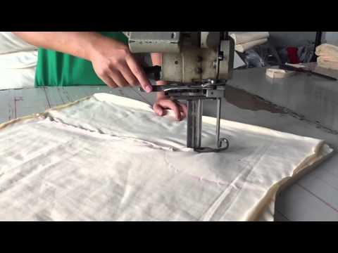 Fabric Cutter Slow Motion - Máy cắt vải