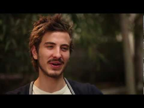 Ryan Corr talks 'Not Suitable For Children'