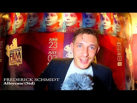 Frederick Schmidt , Alleycats Film EastEnd Film Festival