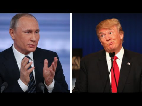 Vladimir Putin: Trump Colorful, Talented
