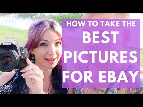 How we take pictures for eBay | TIPS & TRICKS! | eBay Photography | RALLI ROOTS