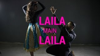 Laila Main Laila Dance | Raees | Bollywood Choreography | #DanceLikeLaila