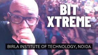 Jappy Bajaj Performing Live at Bit Xtreme at Birla Institute of Technology, Noida.