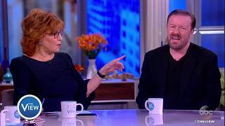 Ricky Gervais Talks Offensive Comedy, New Special