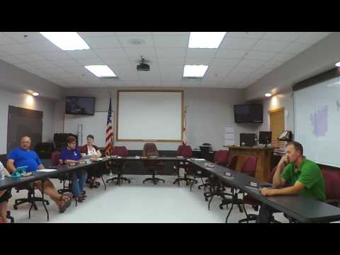 Monroe Wisconsin Public Safety Committee 06/05/2017