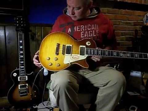 Chinese Les Paul Standard Jimmy Page #2 Ali Express
