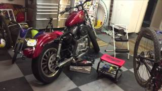 How to build a Harley Dirt Tracker/Flat Tracker...