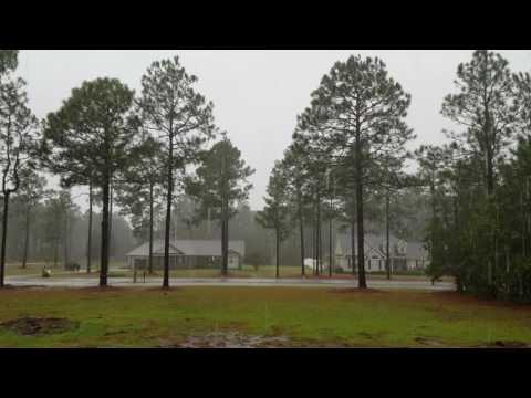 Hurricane matthew in rockingham, North Carolina