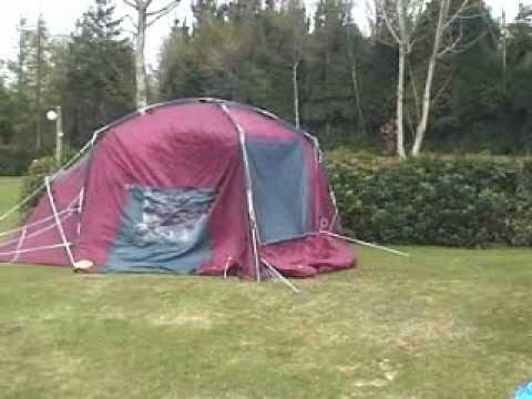 & Khyam Rigi-Dome Tent.mpg - YouTube