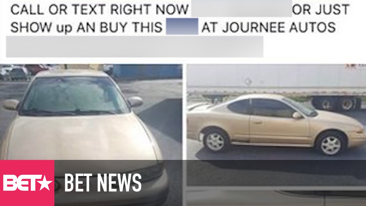 Hooptie For Hilarious And Honest Af Car Ad Goes Viral Bet News