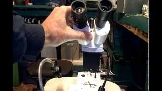 Soldering Microscope. Why you should have one.
