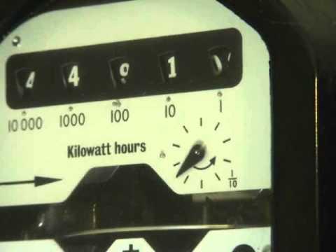 Email M 3  Kilowatt hour meter