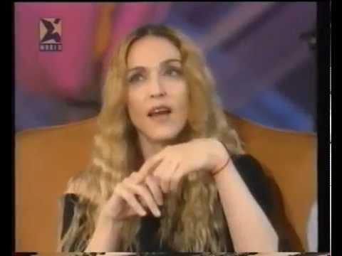 Madonna on Oprah 1998 part 1/4