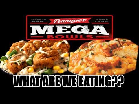 Banquet MEGA Bowls