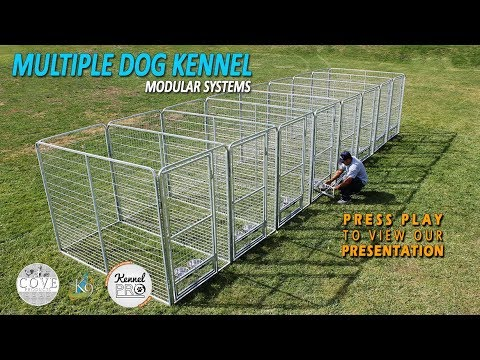 K9 Kennel Store Multiple Dog Kennel Systems