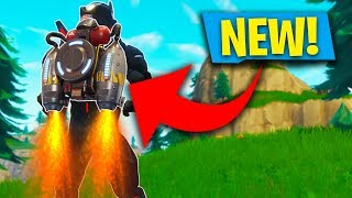 NEW FORTNITE JETPACK GAMEPLAY UPDATE *TOMORROW* FORTNITE 4.2 UPDATE SOON! (Fortnite: Battle Royale)