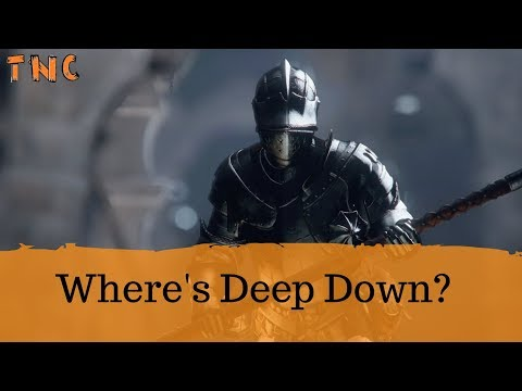 What Ever Happened to Deep Down?