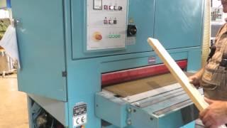 Breitbandschleifmaschine Bütfering