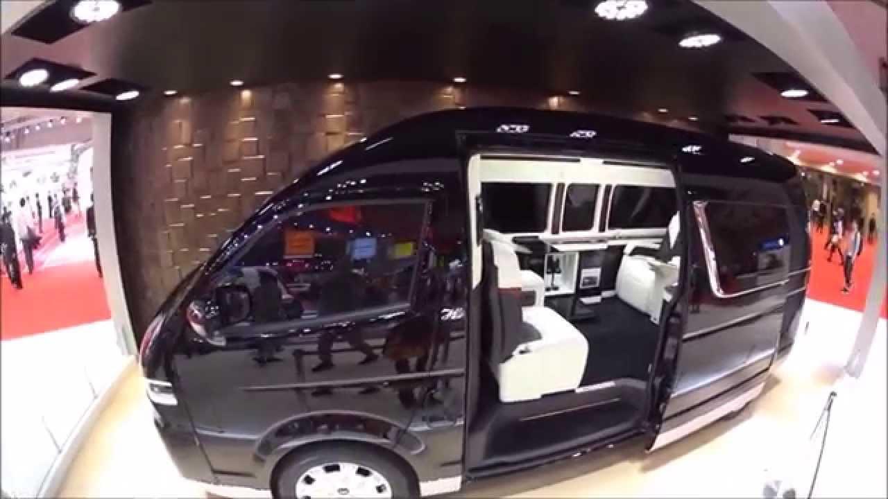 66a506ad66 luxury vans JAPAN - YouTube