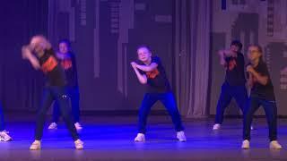 2018.06.21 Закрытие сезона - Juveniles hop hop. Pasadena dance school