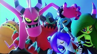 Sonic Lost World (Wii U) - All Boss Fights [HD]