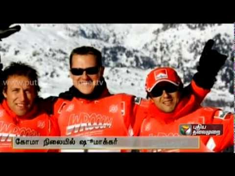 Michael Schumacher's family dispel rumours about his health
