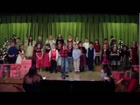 Holy Trinity Orthodox Christian Academy & Preschool 11th Annual Nativity Program 2013