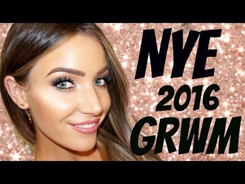 New Years Makeup Tutorial / GRWM (Hooded Eyes Friendly!)   Stephanie Lange  Makeup