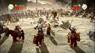 LEGO The Lord Of The Rings (PC Gameplay) - Weirdo (2 Players) - CongTruongIT.Com