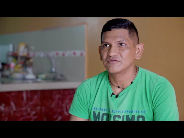 Temporary housing and shelters in Ecuador | Juan Story
