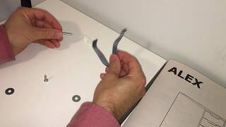 How To Install Ikea Anti Tip Strap Kit To Drywall
