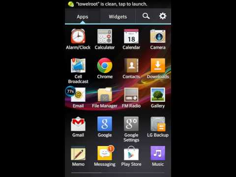 How to root LG L70 D320 no pc
