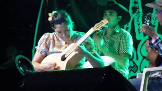 Danixa Hernandez - Ganadora XXIV Festival internacional de la Bandola 08/01/2016