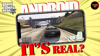 GTA 5 Android Download - In Tamil