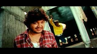 Sangama Kick Ass Action Scene | Golden Star Ganesh Kannada Movie