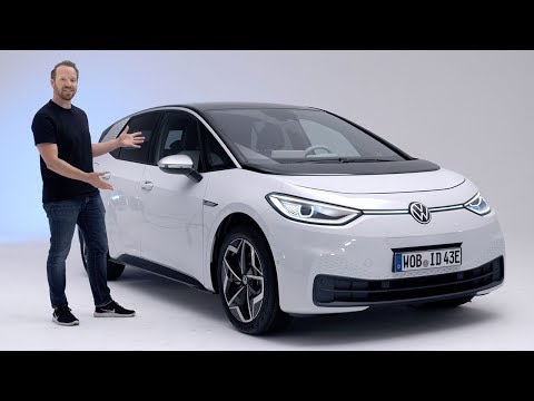FIRST LOOK: Volkswagen ID.3 | Top Gear