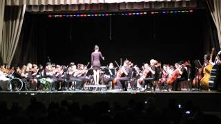 Allegro Giocoso - Paul Revere Charter Middle School 2015 Spring Concert