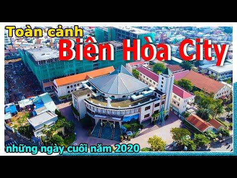 Toàn cảnh Biên Hòa City những ngày cuối năm 2020
