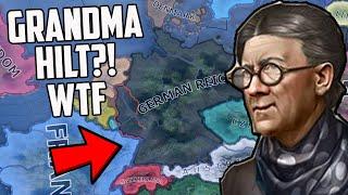 What If Grandma Hilt Led Germany?! HOI4 La Resistance (Hearts of Iron 4)