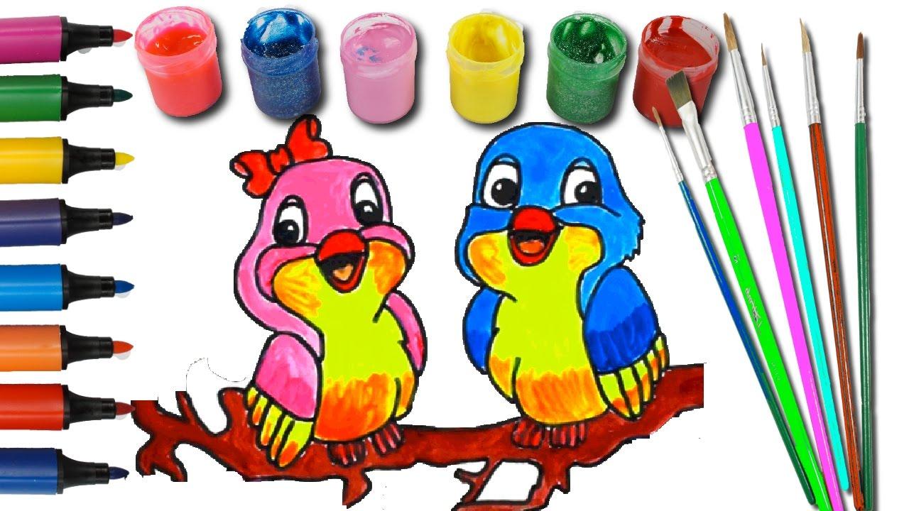 Image result for birds for kids art