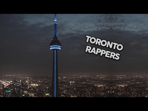 10 BIGGEST Toronto Rappers 2016