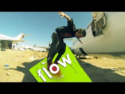 Airplane Graveyard vs. Pro Freerunners - Shade's Perspective | Lifestyle (ep.6) | Flow