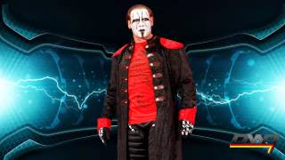 "2016: WWE Sting ""Out From The Shadows"" Official Theme Song [Download] [HD]"