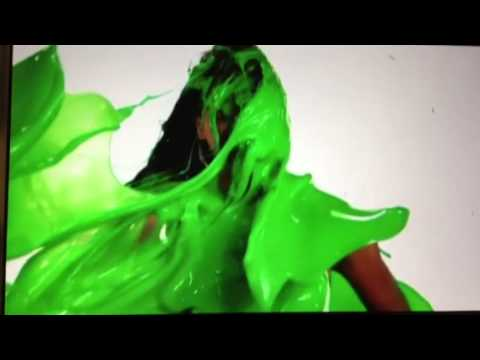 keke palmer video clip of getting slimed 2 times youtube