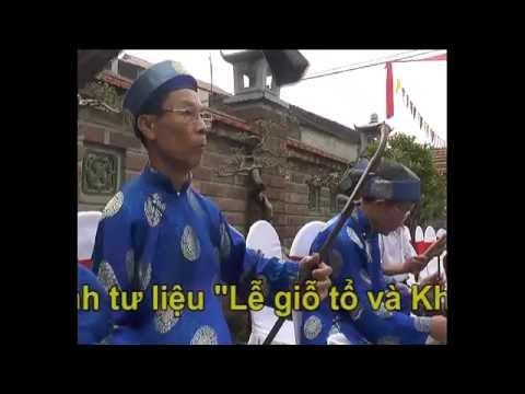 Khanh thanh nha tho ho Nguyen thon Trung Dao 1