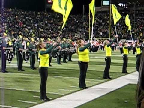 Mighty Oregon - Oregon Ducks Fight Song