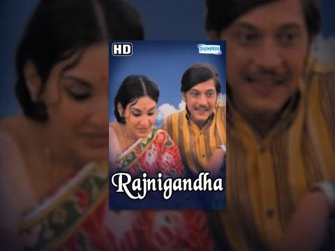 Rajnigandha (HD) - Hindi Full Movie - Amol Palekar - Vidya Sinha - 70's Hit
